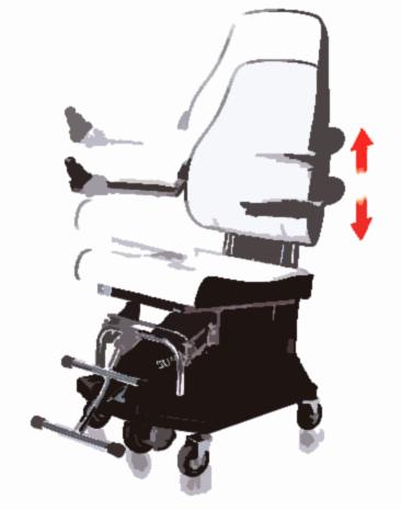 כסא ממונע מתרומם