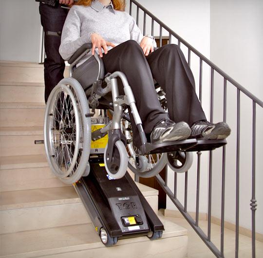 מעלון מדרגות יד 2